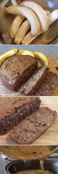 Me Quedo Mega Delicioso lo PAN DE PLATANO el Banana Cake o BANANA BREAD, es fácil y rápido de preparar. #panplatano #platano #platanomaduro #banana #cake #bread #breadrecipes #postres #pancasero #panaderia #pandemolde #losmejores #panencasa #pan #panfrances #pantone #panes #pantone #pan #receta #recipe #casero #torta #tartas #pastel #nestlecocina #bizcocho #bizcochuelo #tasty #cocina #chocolate Si te gusta dinos HOLA y dale a Me Gusta MIREN…