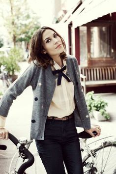 Classic style: Alexia Chung