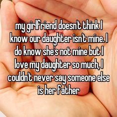 Whisper App. Confessions from people raising a child who isn't theirs.