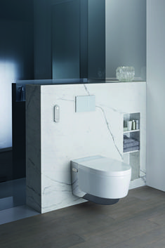 With its floating design, Geberit AquaClean Mera is the highest-selling shower toilet in Europe and sets new standards in every respect. More information about AquaClean Mera. Bathroom Spa, Bathroom Toilets, White Bathroom, Bathroom Storage, Bathroom Interior, Small Bathroom, Master Bathroom, Modern Bathroom, Floating Toilet