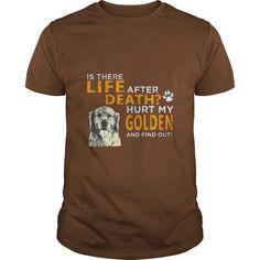 Golden Retriever Lover Tshirt