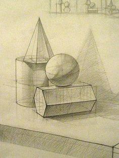 Конструктивный рисунок