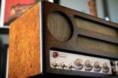 30 Watts Alltube Guitar Amp by Gato Preto Classics [+] www.gatopretoclassics.com