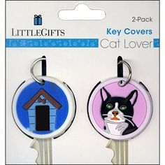 LittleGifts 4096 Cat Lover Key Chain ** You can find out more details at the link of the image.(This is an Amazon affiliate link and I receive a commission for the sales)