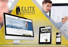 Elite shadows– The World's first shadowing and self-development agency At Elite Shadows we understand the desire to be the best, and to be the best you need advice from those at the pinnacle of their field to achieve your goals. Or as we say, you need to perceive, then emulate, then achieve. Our passion is in inspiring people and helping them develop long-term partnerships with likeminded people.