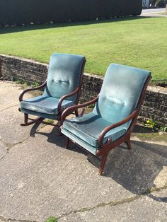 Parker Knoll Chair And Rocking Chair in Home, Furniture & DIY, Furniture, Chairs | eBay