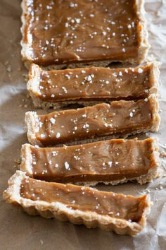 Dulce de leche might look like caramel, but there are some pretty major differences. The sweet syrup has wayyy less sugar than caramel, and the treat most commonly associated with South America is made by slow cooking a can of condensed milk (whereas the traditional counterpart typically consists of