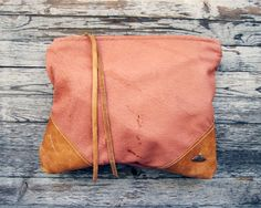 The LIBRO Zipper Pouch - Don't need it, but want it. $64