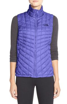 The North Face 'ThermoBall™' PrimaLoft® Vest available at #Nordstrom
