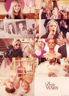 Bride Wars collage