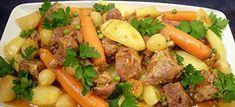 Agneau aux légumes de printemps - Recettes Cookeo