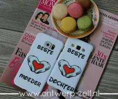 Een leuk idee voor moederdag ❤️ www.ontwerp-zelf.nl
