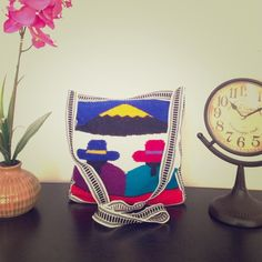 """New handmade bag New 100% handmade Aztec / boho / ethnic cross body or shoulder bag. Washable. Height: 11.5"""" length: 11"""" wide: 1"""". ❌trades ❌PayPal. Thanks for looking! Bags"""