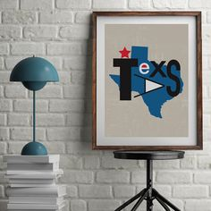 TEXAS  State Pride  I heart my state  Digital by paperworks3tudio