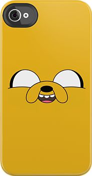 Adventure Time - Jake Case for the iphone 4