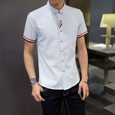 This is a great hit: Preppy Style Shor... Its on Sale! http://jagmohansabharwal.myshopify.com/products/preppy-style-short-sleeve-men-shirt?utm_campaign=social_autopilot&utm_source=pin&utm_medium=pin
