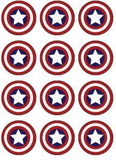 Capitán America.
