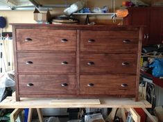 Ana White | Build a Bedroom Dresser | Free and Easy DIY Project and Furniture Plans