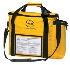 """ACR 2273 RapidDitch Express Survival Gear Bag by ACR Electronics. $47.69. The RapidDitch Express is a compact, buoyant Survival Gear bag that holds your essential gear for abandon ship situations. The bag mounts to a bulkhead via the soft bracket (included) or stows in an easy access location. Four snap-hook tethers internal pockets, and elastic daisy chain organizer keep things in place. Constructed of closed cell """"life jacket"""" foam and water-resistant, rugged 600 denie..."""