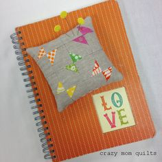 crazy mom quilts: one a day pincushion challenge - day twenty-one