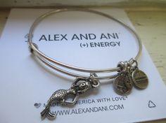 Alex and Ani Alex and Ani (+) Mermaid bracelet