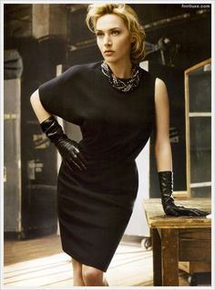 st johns knits ads 2010 | Kate Winslet for St John Knit Spring Summer 2012 Ad Campaign Photo ...