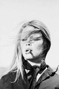 Brigitte Anne-Marie Bardot is former French actress, singer and fashion model. One of the best known sex symbols of the and Bardot photographed by Terry