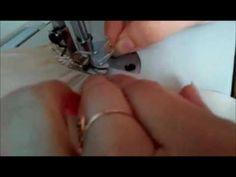 marszczenie na maszynie do szycia / sewing machine smocking - YouTube