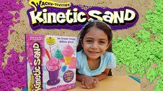 HZHtube Kids Fun YouTube Channel https://youtu.be/7t_n6k4dPto #KineticSand #IceCreamTreatsPlayset #IceCreamDessertwithKineticSand #HZHtubeKidsFun