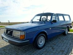 Volvo 245 DL new front