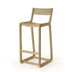 D-Bar Chair Slatted – Unto This Last