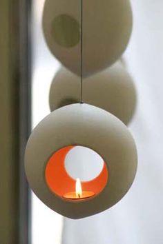 Tealight Holder & vase