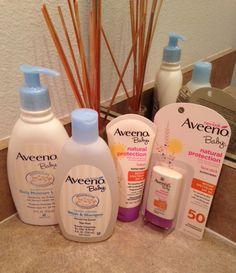 SORTEO: Aveeno® Baby te ofrece consejos para el cuidado de la piel de tu bebé después del verano #Aveeno #BellezaEspontanea - El Club de las Diosas