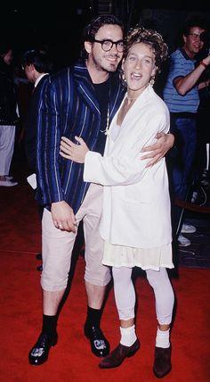 Sarah Jessica Parker y Robert Downey Jr.