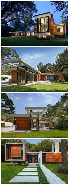 Charming Lake Residence: Minimalist Contemporary Home By Architekton | Minimalist,  Contemporary And Architecture Ideas