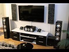 New Ultimate Home Theater Setup 2014 (Samsung, Onkyo, Canton Chrono, Xbo. Home Theater Sound System, Home Theater Surround Sound, Home Theatre Sound, Home Theater Setup, Best Home Theater, Home Theater Rooms, Home Theater Design, Home Theater Seating, Home Interior Design