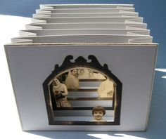 Tunnel book by Bea Nettles