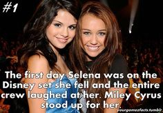 This is sweet and the crew was mean shame on you disney crew Selena Gomez Facts, Selena Gomez Album, Selena Gomez Cute, Pretty Little Liars, Old Disney Channel, Selena And Taylor, Disney Queens, Love U So Much, Marie Gomez