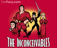 I NEED this! ---> The Inconceivables