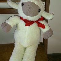 Woolie lamb Lamb, Teddy Bear, Toys, Animals, Animales, Animaux, Toy, Teddybear, Games