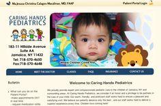 Custom & Best Design For Pedodontist Websites - #OptimiZed360