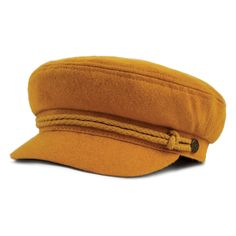 f8ab12836a3 The Ashland Cap is a cut-and-sew fisherman cap featuring a custom liner and  metal Brixton logo rivet.