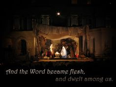 Christmas nativity scene wallpaper | Christmas Nativity Scenes – Crèche : Photos & Wallpapers