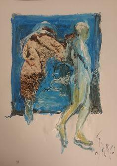 Le blog d'Olivier JAMES: Différentes vues et dessins Fontenay, Collages, Olive Tree, Drawings, Atelier, Woodwind Instrument, Collage