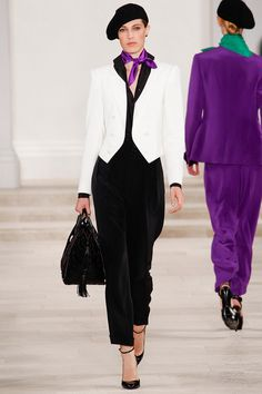 Ralph Lauren Spring 2013 RTW - Review - Fashion Week - Runway, Fashion Shows and Collections - Vogue