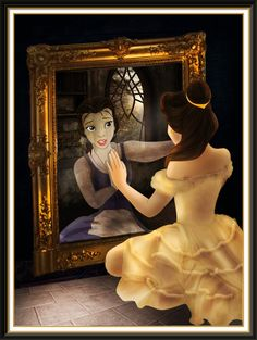 Disney Art.. is there a deeper message to beauty and the beast?  #ldisneyart…