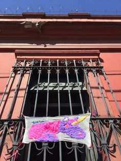 Unicorn flag from Guatemala (Pix by Eny Roland Hernández Javier)