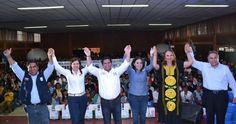 Con Polvo Rea, vamos por el futuro de Tlaxcala: Aurora Aguilar