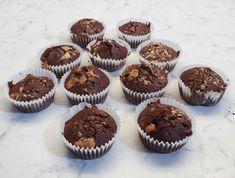 Saftige Schoko-Muffins - Rezept von Checkos Backstube Foodblogger, Breakfast, Link, Finger Food, Backen, Muffin Recipes, Morning Breakfast