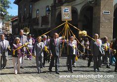 Desfile conmemorativo por el 479 Aniversario de Pátzcuaro